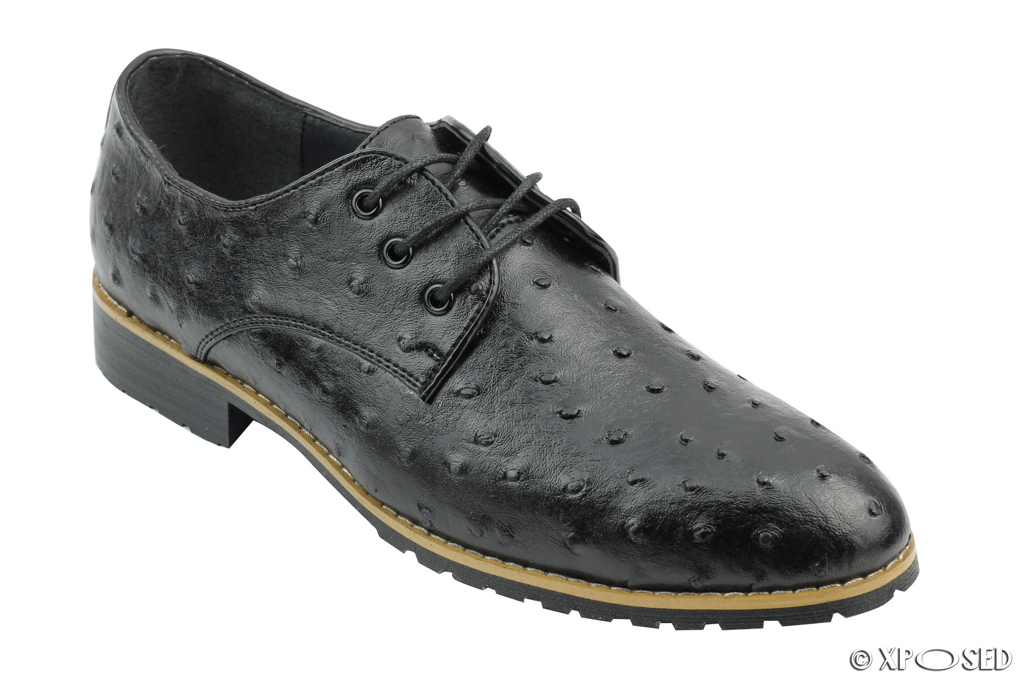 Ostrich Leather Shoes Uk
