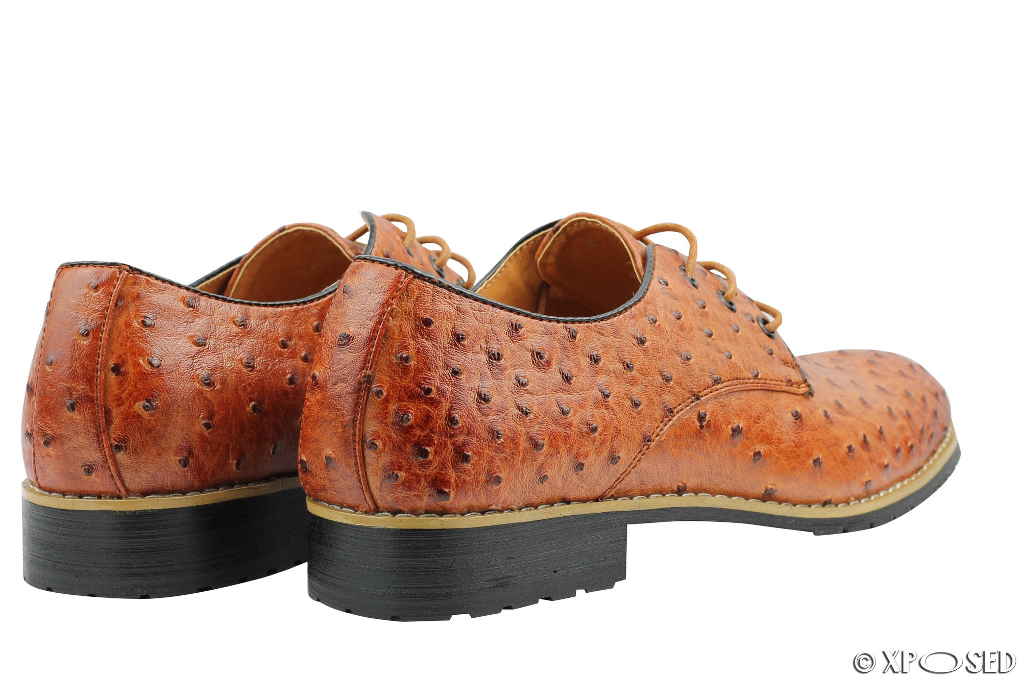 Ostrich Shoes For Mens
