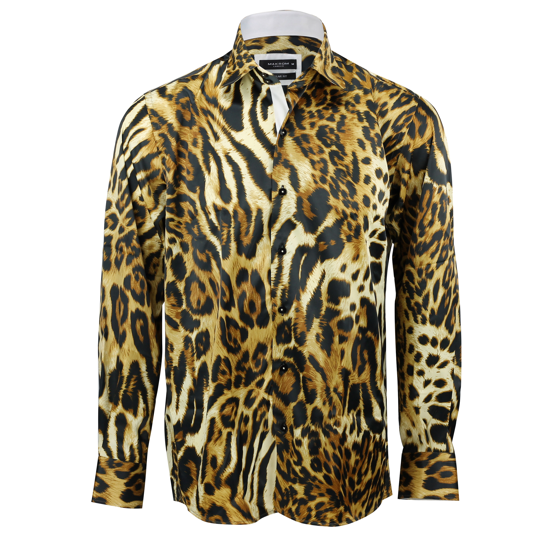 b530ab4ee17d Leopard Print Shirt Mens Uk - DREAMWORKS