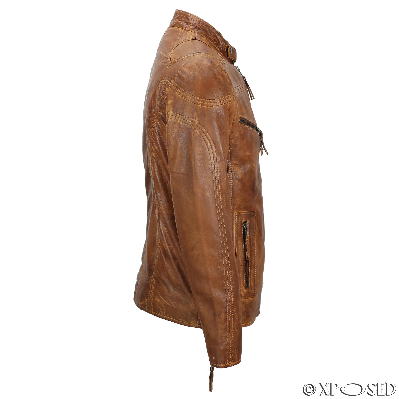 Kids Genuine Leather Jacket Size