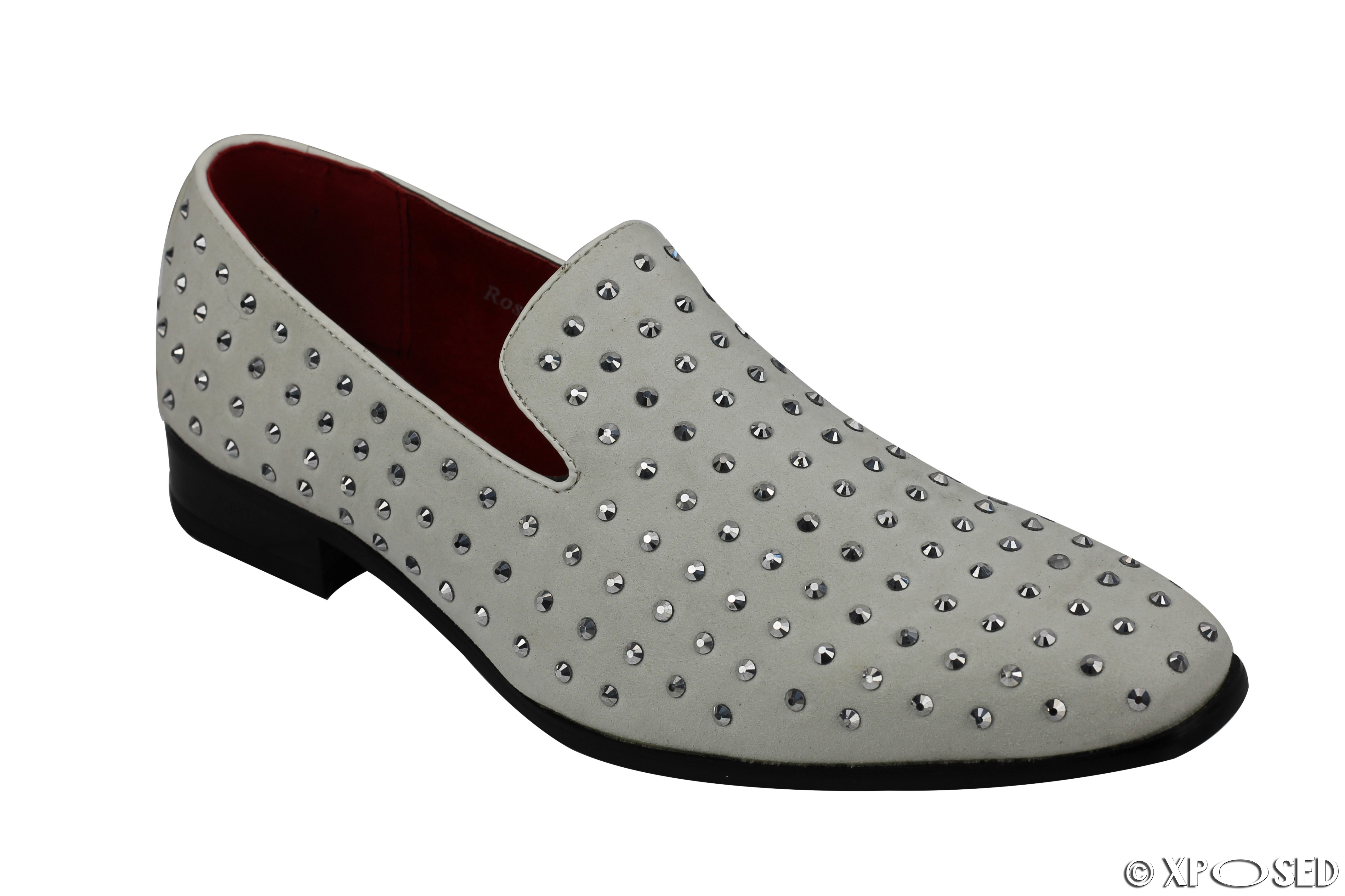 Loafers Mens Shoes White
