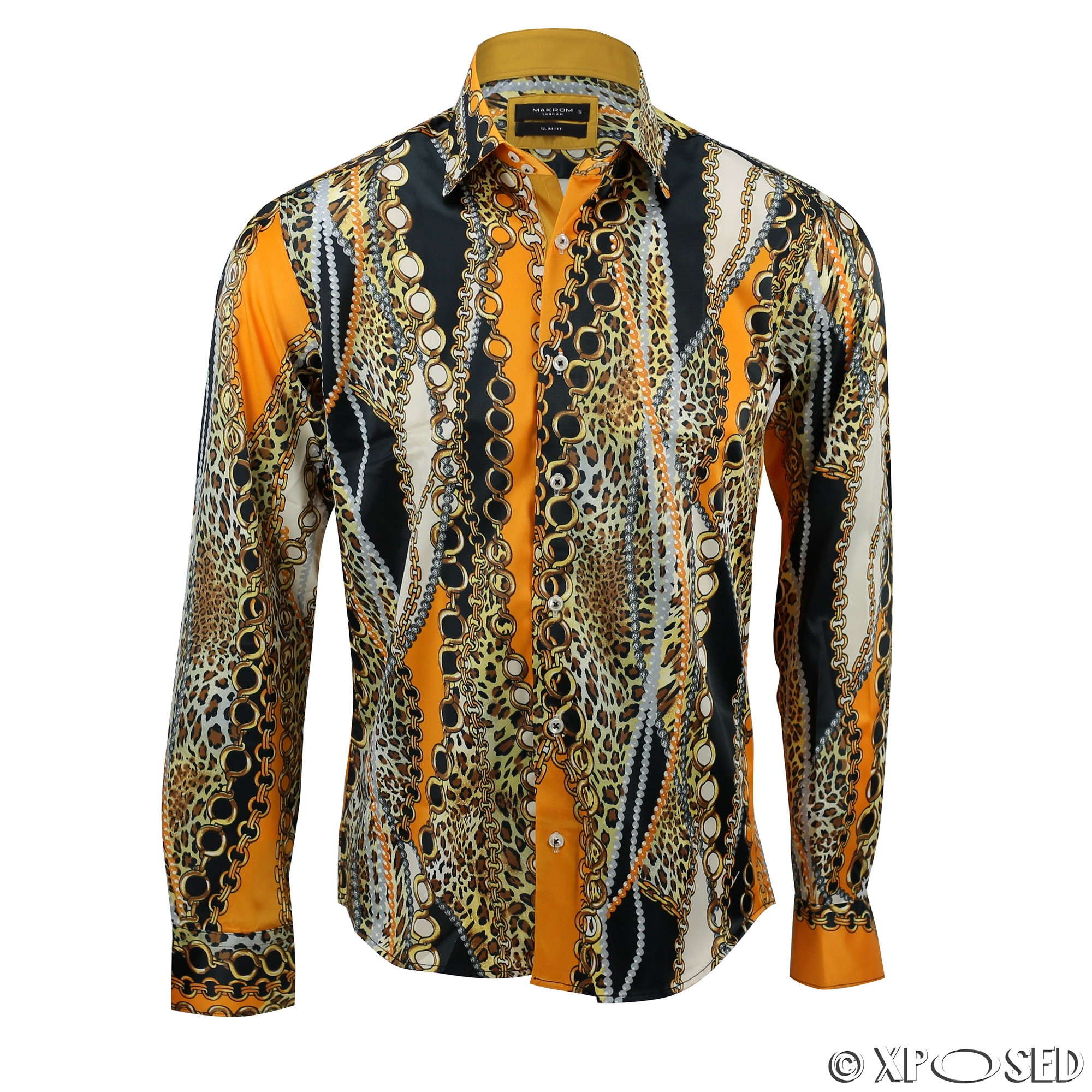 Mens Silk Hawaiian Shirts